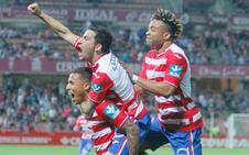Machís acaba la temporada con los mismos goles que los tres puntas del equipo