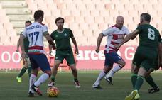 Los veteranos de la Asociación de ex jugadores del Granada buscarán levantar el II Torneo Ciudad de La Alhambra
