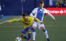 El Granada quiere arañar más beneficio por Rubén Pérez, al que quiere comprar el Leganés
