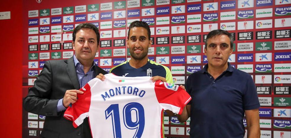 El Granada desea anunciar la llegada de Diego Martínez y la pronta salida de Manolo Salvador