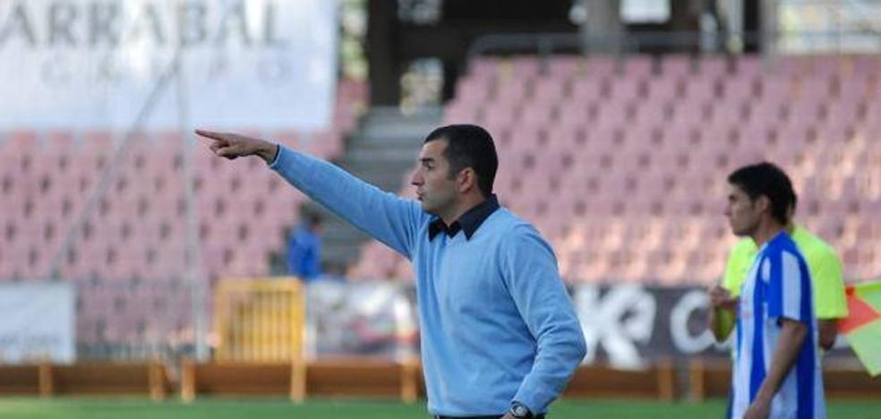 Diego Martínez rescinde su contrato con Osasuna