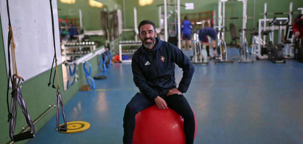 Pepe Conde: De Rusia a Granada para evitar las lesiones