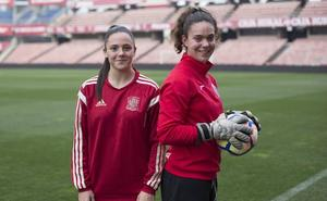 Alba Pérez, en la prelista de la selección española para el próximo Europeo Sub-19