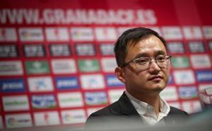 John Jiang comparecerá el lunes ante la prensa granadina
