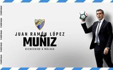 Muñiz por fin es confirmado como técnico del Málaga