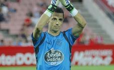 Roberto, entrenador de porteros del Lugo