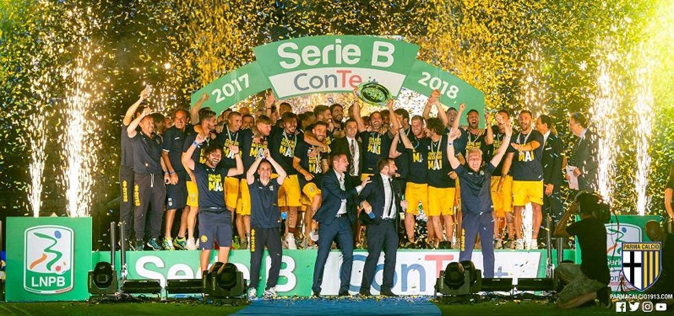 El ascenso del Parma, a juicio