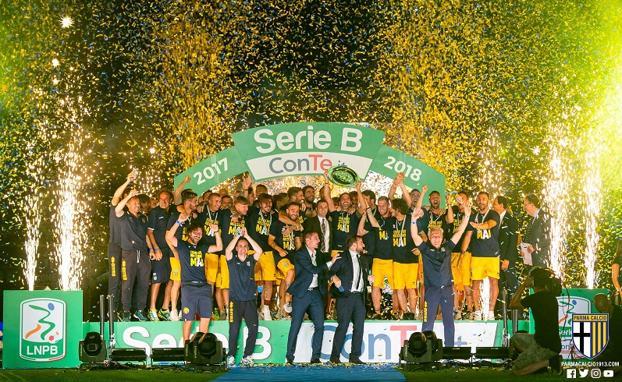 El ascenso del Parma, a juicio   Ideal