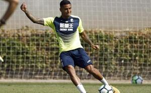 Peña: «Quiero jugar en Primera, pero estoy con el Granada al 100%»