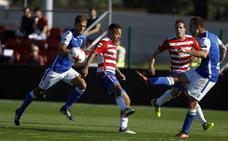 El Recreativo de Granada jugará en pretemporada frente al Mancha Real