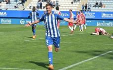 El Granada se posiciona por Ojeda y Tarín por si salen del Leganés