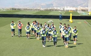 22 futbolistas de la primera plantilla para el estreno de pretemporada