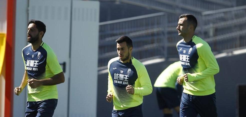 El Granada de Diego Martínez arranca este miércoles con 28 jugadores