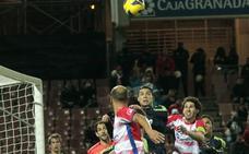 El gol de Cristiano Ronaldo que hizo sonreír al Granada
