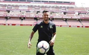 Vadillo: «Debuté en Granada, ahora quiero disfrutar como local»