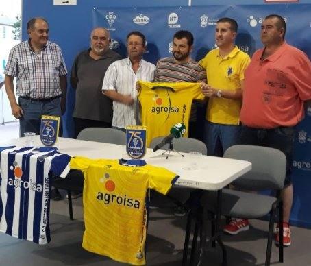 Rafa Morales se presentó como técnico del Huétor Tájar