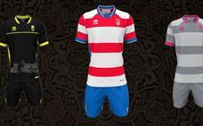Se filtra el diseño de las camisetas del Granada