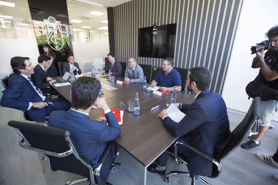 El Granada CF celebra su junta de accionistas