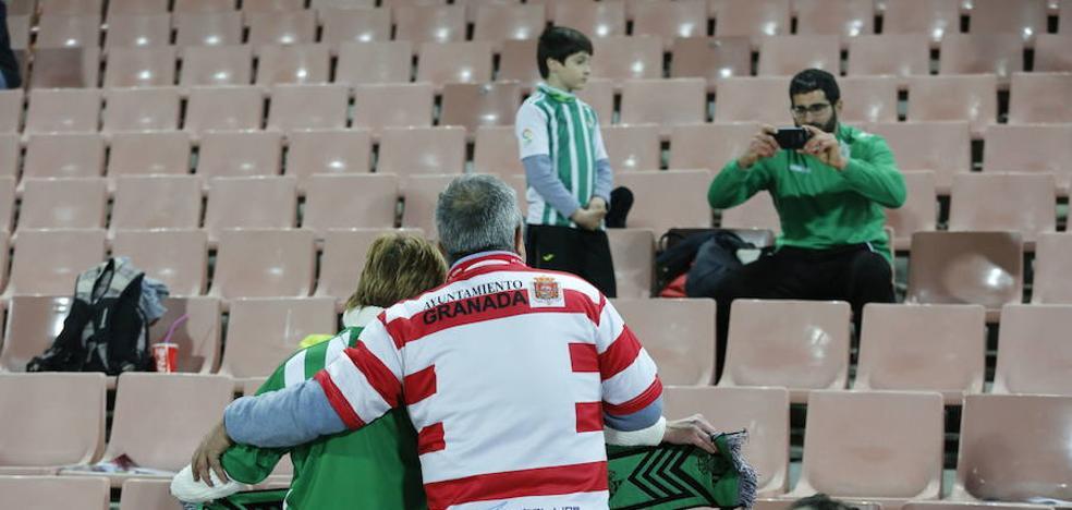 El Granada CF negocia presentarse el día 11 ante el Real Betis