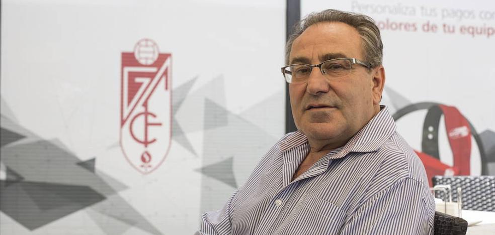 Pepe Macanás, nuevo consejero del Granada
