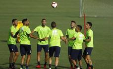 Pistas de Diego Martínez de cara al primer partido de pretemporada