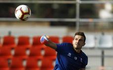 Javi Varas tampoco jugará ante el Extremadura en Marbella