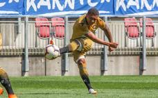 Machís celebra su primer gol con el Udinese