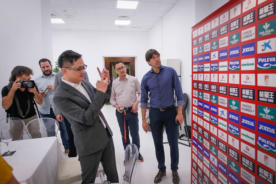 El tope salarial del Granada está condicionado por la falta de patrocinador principal