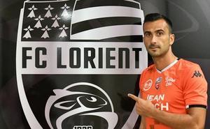 Saunier es traspasado al Lorient francés