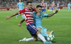 El Granada alcanza un acuerdo con el Oviedo para traspasar a Joselu