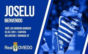 Oficial: Joselu, traspasado al Oviedo