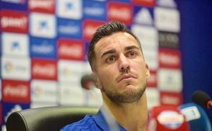 Joselu Moreno: «El Oviedo es donde quería jugar este año»