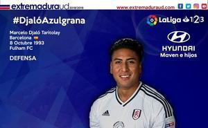 Marcelo Djalo firma por el Extremadura