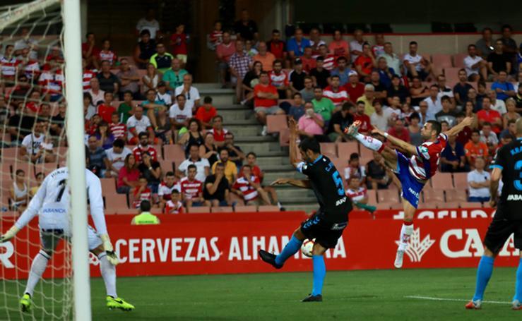 Las mejores imágenes del debut del Granada CF