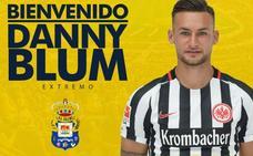 Las Palmas consigue la cesión de Danny Blum