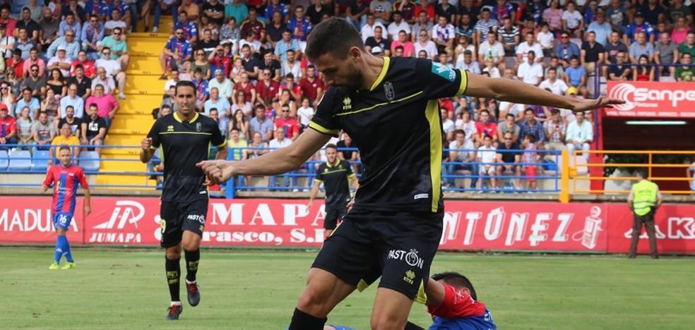 Antonio Puertas rubrica con un doblete su punto de inflexión
