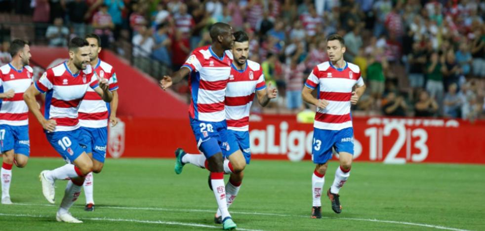 El Granada iguala el arranque de la temporada de Joaquín Caparrós
