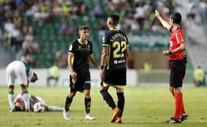 Los toques del Elche-Granada en Copa