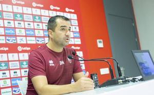 Diego Martínez: «Tenemos la convicción de afrontar cada partido como si fuera el último»