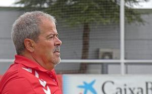 Antonio Iriondo: «Mis jugadores pueden con todo lo que les echen por delante»