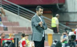 Diego Martínez: «Estoy muy contento con la progresión»