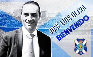 Oltra ya es nuevo entrenador del CD Tenerife