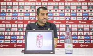 Diego Martínez: «El Deportivo es un equipo top y vamos a tener que sufrir»