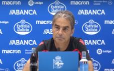 Natxo González: «El Granada es un equipo peligroso y con muchos recursos a nivel ofensivo»
