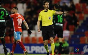 Pizarro Gómez es el árbitro designado para el Granada-Córdoba