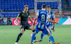 Puntuaciones de los jugadores en el Deportivo - Granada CF