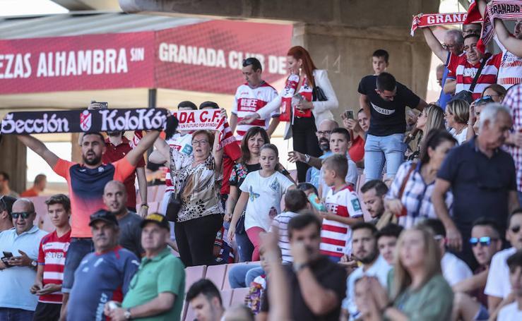Encuéntrate en las gradas del Granada-Córdoba