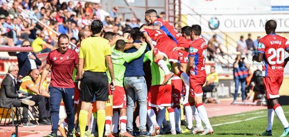 Puntuaciones de los jugadores del Reus-Granada