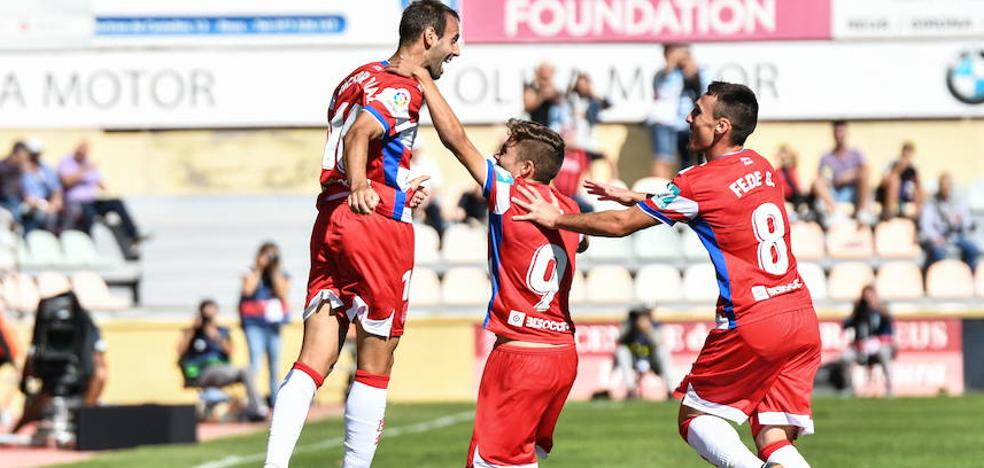 Dos rivales en 'play off' para medir la fiabilidad