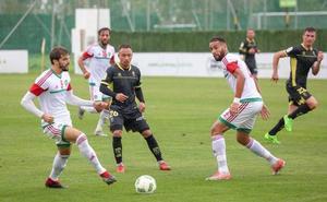 Tablas entre el Granada y la selección nacional de Marruecos